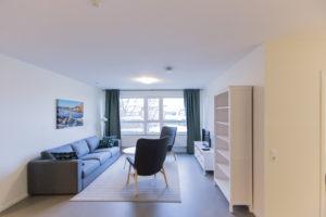 Villavägen 9, living room