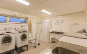 Villavägen 9, laundry room
