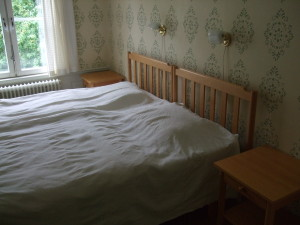 S:t Olofsgatan, Bedroom
