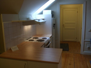 S:t Olofsgatan, Kitchen