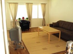 Kvarngärdet, Living room