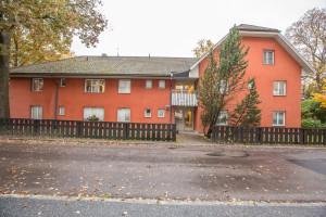 Villavägen 1, Uppsala, Exterior