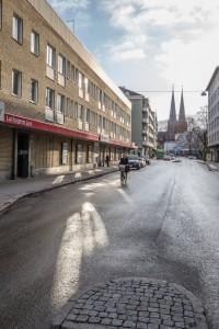 Sysslomansgatan 21, Uppsala, exterior