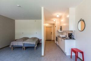 Norbyvägen, Lagerkransen, Bedroom, Kitchen