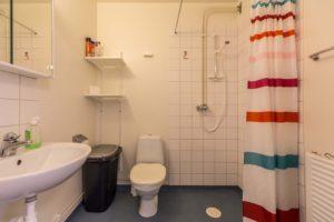 Lilla Sunnersta, Salixvägen, bathroom