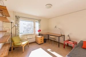 Kantorsgatan, student room