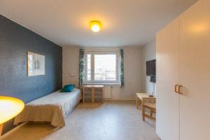 Klostergatan 16, student room