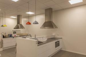 Klostergatan 16, Communal kitchen