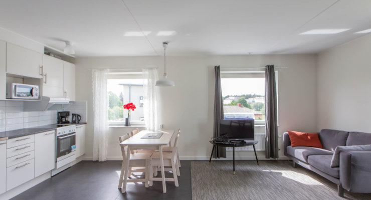 Lägenhet(er) Dag Hammarskjölds väg 29.