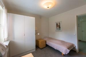 Lilla Sunnersta, Salixvägen, student room